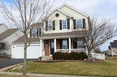 Grove City Single Family Home For Sale: 1402 Carnoustie Circle