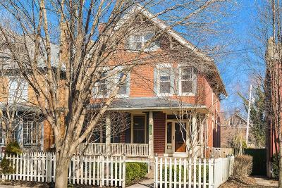Columbus Single Family Home For Sale: 1548 Hawthorne Avenue