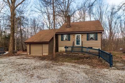 Galena Single Family Home For Sale: 13401 Duncan Run Road