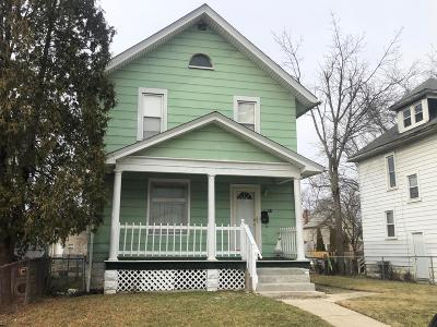 Columbus Single Family Home For Sale: 241 Midland Avenue