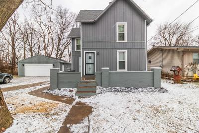 Franklin County, Delaware County, Fairfield County, Hocking County, Licking County, Madison County, Morrow County, Perry County, Pickaway County, Union County Single Family Home For Sale: 341 Derrer Road