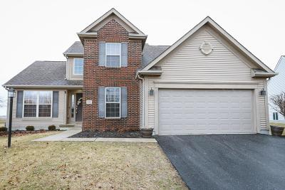 Pickerington Single Family Home For Sale: 341 Pagoda Court