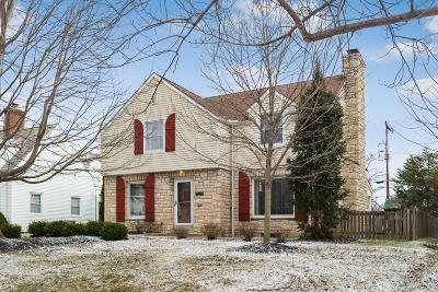 Columbus Single Family Home For Sale: 2692 York Road
