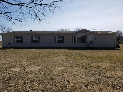 Franklin County, Delaware County, Fairfield County, Hocking County, Licking County, Madison County, Morrow County, Perry County, Pickaway County, Union County Single Family Home For Sale: 225 E Broad Street