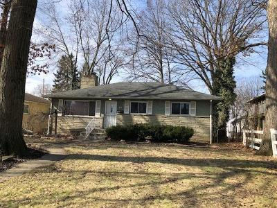 Franklin County, Delaware County, Fairfield County, Hocking County, Licking County, Madison County, Morrow County, Perry County, Pickaway County, Union County Single Family Home For Sale: 261 S Napoleon Avenue