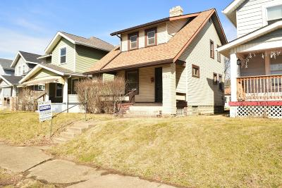 Columbus OH Single Family Home For Sale: $249,900