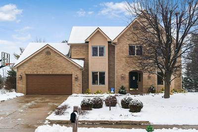 Dublin Single Family Home For Sale: 6254 Wexford Woods Drive