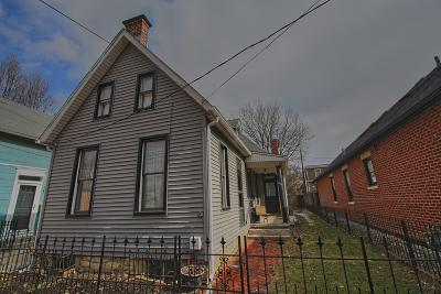 Columbus Single Family Home For Sale: 866 S Pearl Street