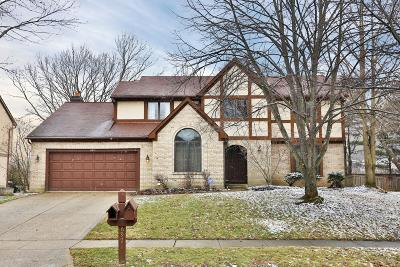 Worthington Single Family Home For Sale: 6971 Perry Drive
