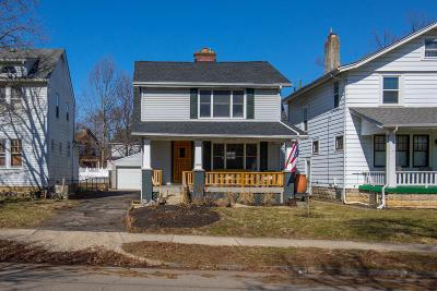 Columbus Single Family Home For Sale: 3024 Olive Street