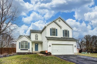 Grove City Single Family Home For Sale: 6393 Fountainview Court