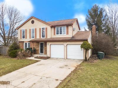 Galloway Single Family Home For Sale: 5719 Magna Carta Circle