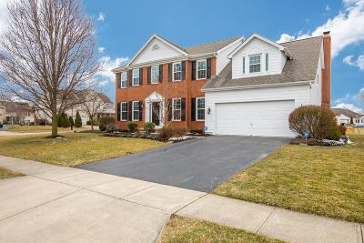 Hilliard Single Family Home For Sale: 3143 Benbrook Pond Drive
