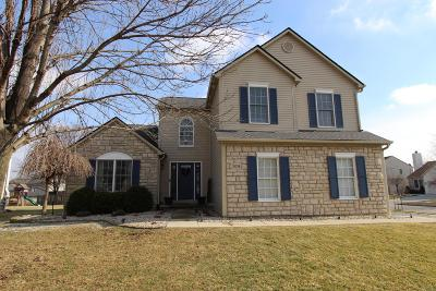 Hilliard Single Family Home For Sale: 3036 Fawn Crossing Drive