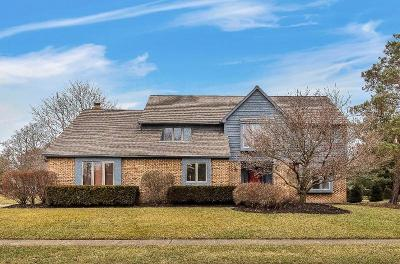 Powell Single Family Home For Sale: 130 Olentangy Ridge Place