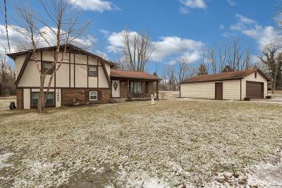 Licking County Single Family Home For Sale: 14692 Cleveland Road SW