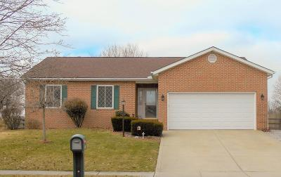 Lancaster Single Family Home For Sale: 1261 Coventry Circle