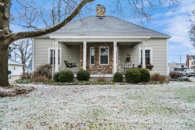 Licking County Single Family Home For Sale: 90 N 31st Street