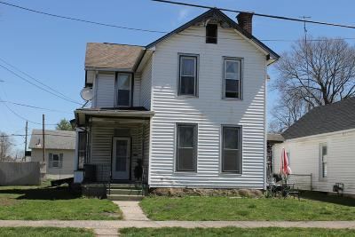 Licking County Multi Family Home For Sale: 178 S 4th Street