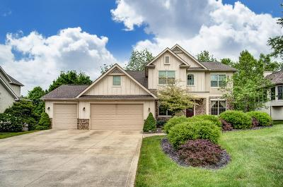Westerville Single Family Home For Sale: 5277 Royal County Down