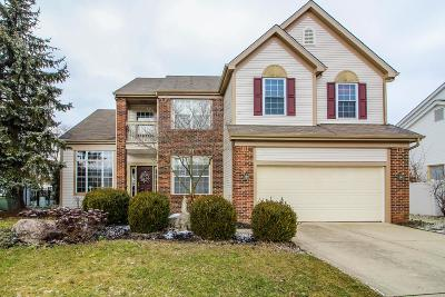 Licking County Single Family Home For Sale: 8970 Kingsley Drive