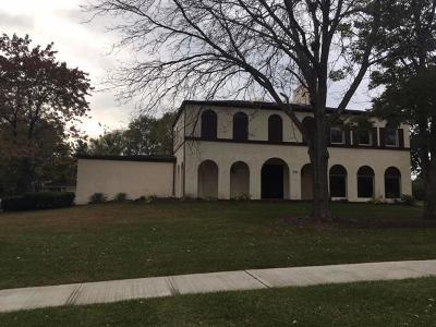 Westerville Single Family Home For Sale: 341 E Schrock Road