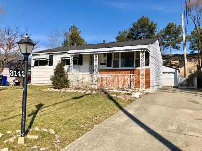 Columbus Single Family Home For Sale: 3142 Penfield Road