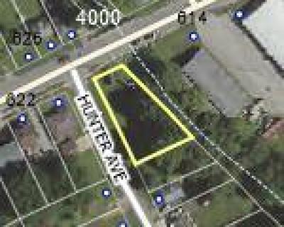 Lancaster Residential Lots & Land For Sale: Hunter Avenue