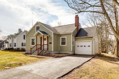 Mount Vernon Single Family Home For Sale: 3 Highland Drive