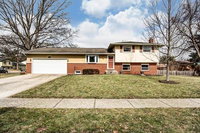Columbus OH Single Family Home For Sale: $219,900