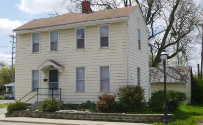 Canal Winchester Multi Family Home For Sale: 87 W Waterloo Street