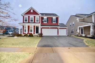 Union County Single Family Home For Sale: 10173 Summersweet Way