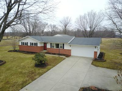 Licking County Single Family Home For Sale: 3603 Mink Street SW