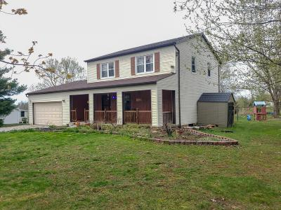 Lancaster Single Family Home For Sale: 8126 W Ohio State Lane NW