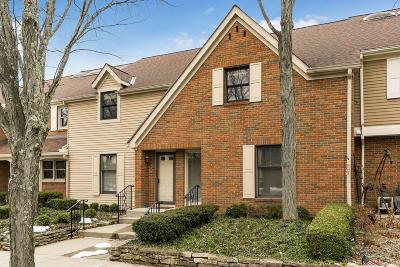 Upper Arlington Condo For Sale: 2212 Sandston Road