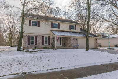 Westerville Single Family Home For Sale: 162 Crowles Avenue