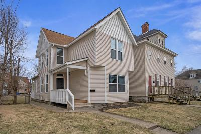 Columbus Single Family Home For Sale: 478 S Champion Avenue