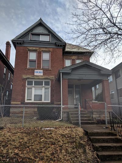 Columbus Multi Family Home For Sale: 1966 N 4th Street