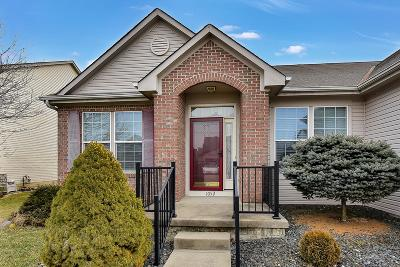 Licking County Single Family Home For Sale: 1052 Roland E Gardner Court