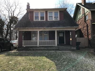 Columbus Multi Family Home For Sale: 251 E Lane Avenue