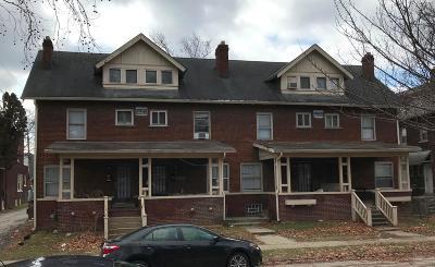 Columbus Multi Family Home For Sale: 289 E 18th Ave Avenue