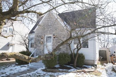 Columbus Single Family Home For Sale: 3005 Wicklow Road