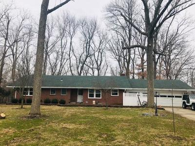Chillicothe Single Family Home For Sale: 12 Ridge Drive