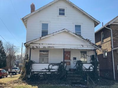 Columbus Single Family Home For Sale: 231 E Morrill Avenue