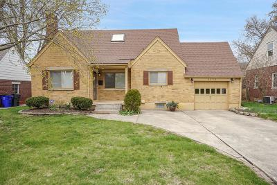 Columbus Single Family Home For Sale: 2032 Jervis Road
