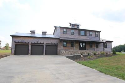 Marengo Single Family Home For Sale: 4960 Township Hwy 211