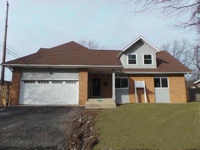 Single Family Home For Sale: 2862 Keystone Drive