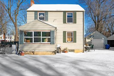 Columbus Single Family Home For Sale: 1982 Myrtle Avenue
