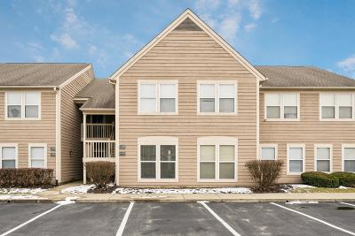 Hilliard Condo For Sale: 3492 Fishinger Mill Drive
