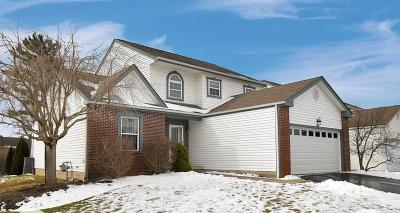 Marysville OH Single Family Home For Sale: $224,000